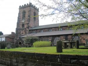 daresbury church